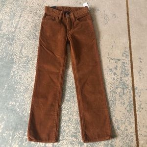Boys GAP slim pants, size 7